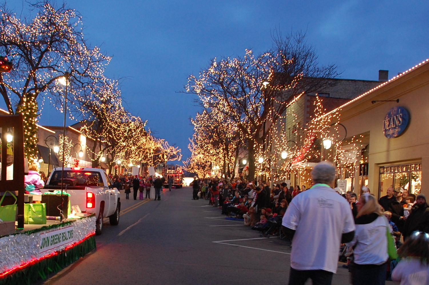 naperville christmas lights 2018 map