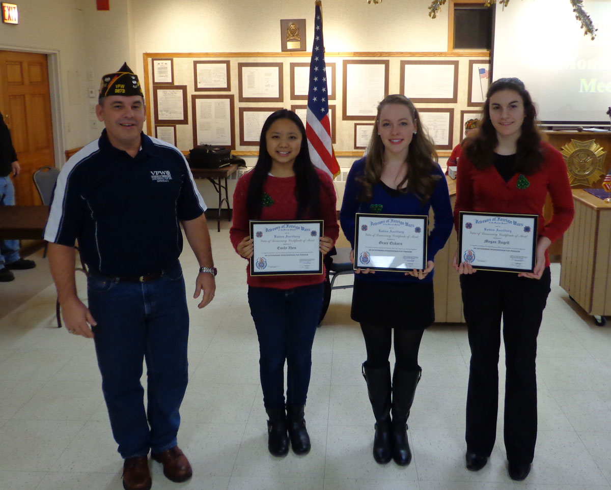 Vfw Essay Contest For High School Students