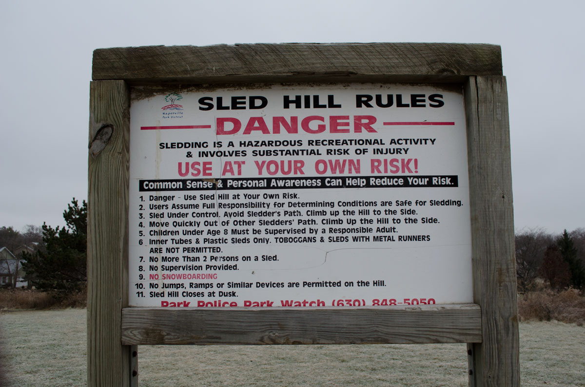 sled-hill-rules