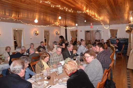 Heritage Farm Dinner whets appetites for local history