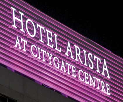 Winter wines coming to Hotel Arista