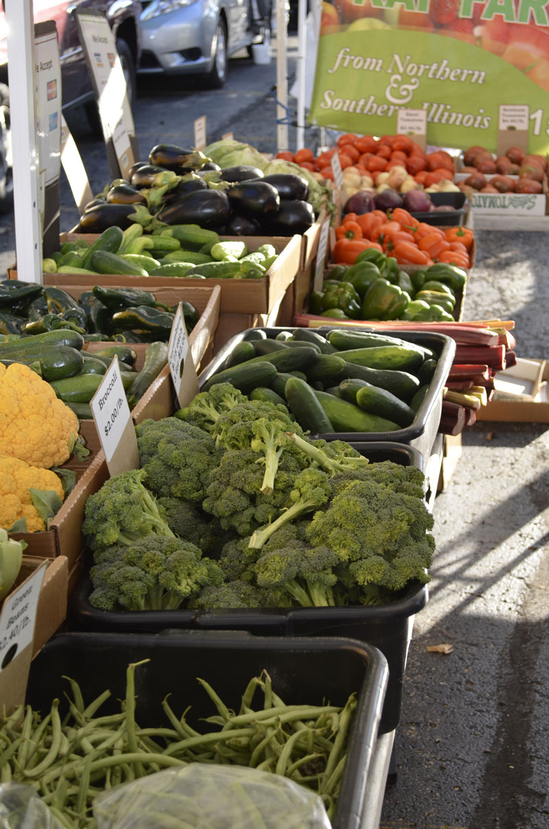 Farmers Market at St. John's celebrates National Farmers Market Week