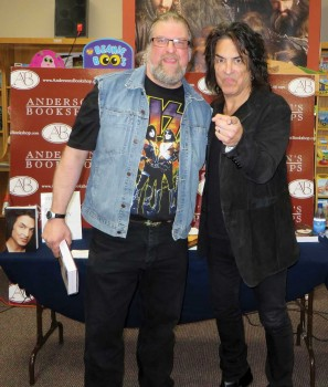 Dr. Music and Paul Stanley