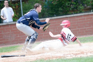 Baseball - St. Viator at Benet 127 May 16, 2015-2