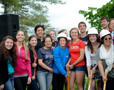 NCC Science Center Groundbreaking 150 May 15, 2015-2