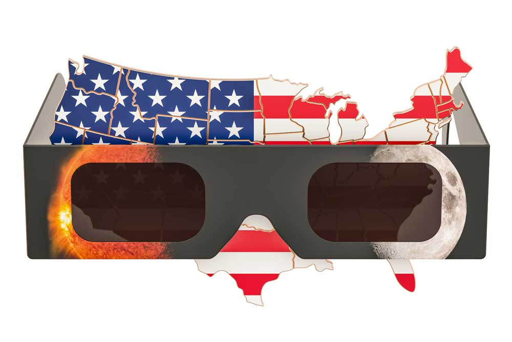 Solar eclipse viewing requires special glasses - Positively Naperville